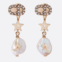 Dior☆SHINY-D EARRINGS ピアス / gold