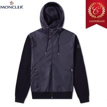 ◆Moncler モンクレール MAGLIONE ウインドブレーカー Navy