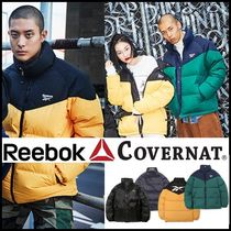Reebok☆COVERNAT_reversible Down Jacket(4color)Wanna One着用