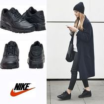 ☆⌒'*大人も履ける★Nike Air Max 90 Leather【Black】