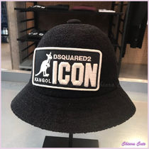 """【VIP Sale!30%off】 D SQUARED2_women /""""ICON""""Kangol ハット/"""