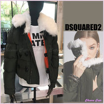 【VIP Sale!30%off】 D SQUARED2_women /ダウンジャケット/GR