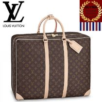 Louis Vuitton シリウス 55 モノグラムキャンバス 旅行用バッグ