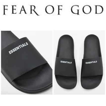 【FEAR OF GOD】☆最新作☆Essentials Slide Sandals