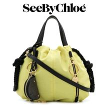 【18AW】★SEE BY CHLOE★mini Flo shoulder bag