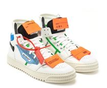 Off-White◎Off-Court スニーカー OWIA112R1980008901300130