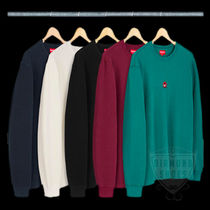 FW18 SUPREME VAMPIRE WAFFLE THERMAL 全色 S-XL 送料無料