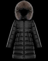 MONCLER(モンクレール) キッズアウター ☆在庫確保済☆大人もOK☆モンクレール☆ABELLE☆Black☆12A☆