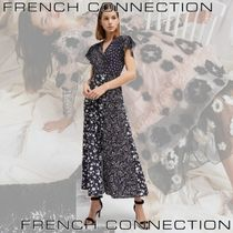 FRENCH CONNECTION(フレンチコネクション) ワンピース ★French connection★Aliyah Crepe Floral Maxi Dress