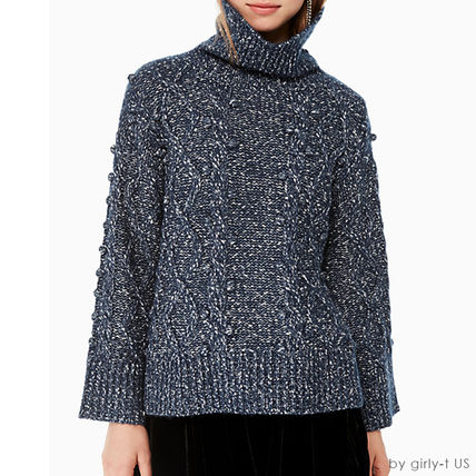 SALE☆Kate spade☆ chunky cable sweater セーター