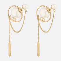 Dior☆DIOR TRIBALES EARRINGS ピアス / gold E0956TRIRS_D301