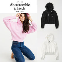 Abercrombie&Fitch*国内発送(追跡有)送関込*ショートフーディー