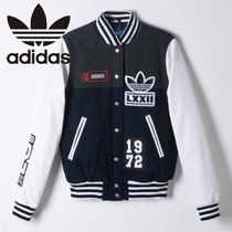 ADIDAS Over-sized barcity jacket アディダスジャケット