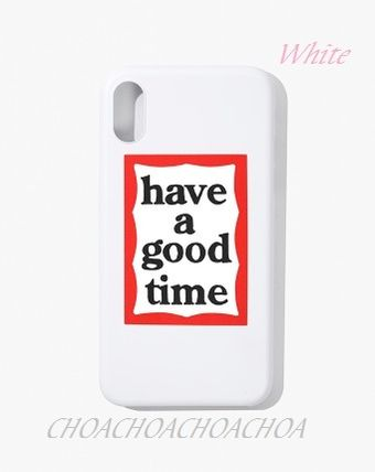 have a good time iPhone・スマホケース ●have a good time●FRAME iPhone CASE●スマホケース●(3)