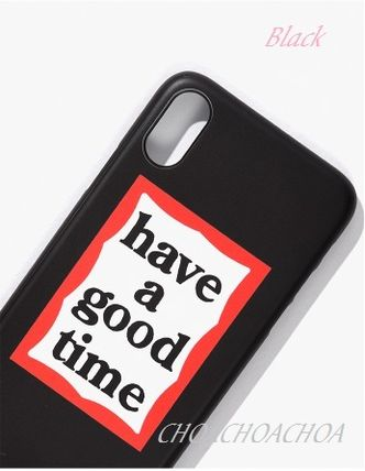 have a good time iPhone・スマホケース ●have a good time●FRAME iPhone CASE●スマホケース●(6)
