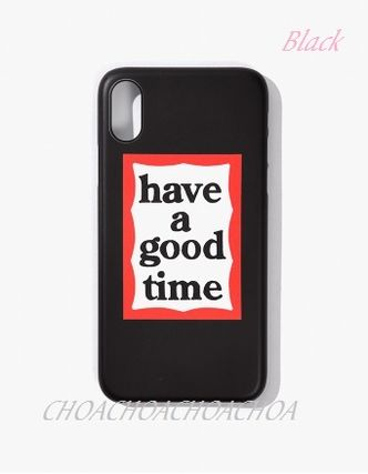 have a good time iPhone・スマホケース ●have a good time●FRAME iPhone CASE●スマホケース●(7)