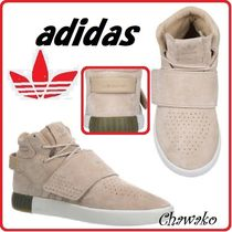 新色☆adidas Originals☆tubular Invader Strap☆スニーカー