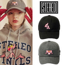 STEREO VINYLS◆[FW18 Pink Panther] PP Face Wool Cap