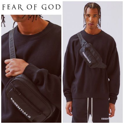 【FEAR OF GOD】☆最新作☆FOG Essentials Crossbody Bag