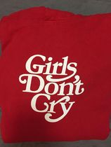 国内 M Girls Don't Cry Cafe Hoodie Hypefest限定