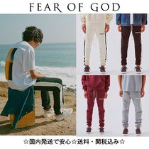 【FEAR OF GOD】FOG Essentials Side Stripe Sweatpants 送関込