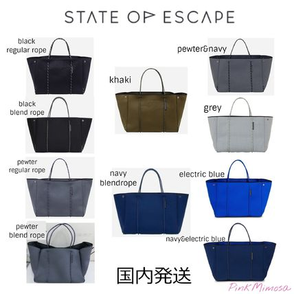 State of Escape マザーズバッグ 国内発送 / State of Escape / エスケープ・トート(2)