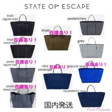 State of Escape マザーズバッグ 国内発送 / State of Escape / エスケープ・トート