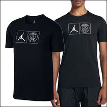 ナイキ ジョーダン Jordan x Paris Saint-Germain Jock Tag Tee