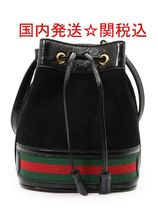 Gucci☆ophidiaミニ バケットバッグ ☆送関込!