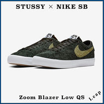 【Nike×Stussy】 激レアコラボ NIKE SB Zoom Blazer Low