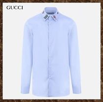 GUCCI(グッチ)★Embroidered Poplin Shirt★送料込み・国内発送