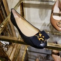 2018AW♪ Tory Burch ★ CHASE BALLET FLAT