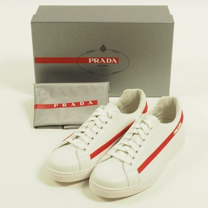 PRADA◎RED BANDS スニーカー [RESALE]