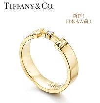 新作!日本未入荷!【Tiffany&Co.】True Diamond Link Ring
