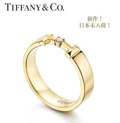 Tiffany & Co 指輪・リング 新作!日本未入荷!【Tiffany&Co.】True Diamond Link Ring