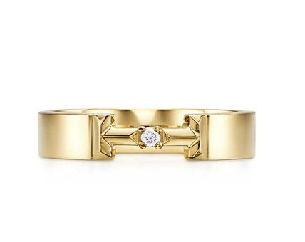 Tiffany & Co 指輪・リング 新作!日本未入荷!【Tiffany&Co.】True Diamond Link Ring(2)