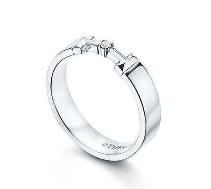 Tiffany & Co 指輪・リング 新作!日本未入荷!【Tiffany&Co.】True Diamond Link Ring(4)