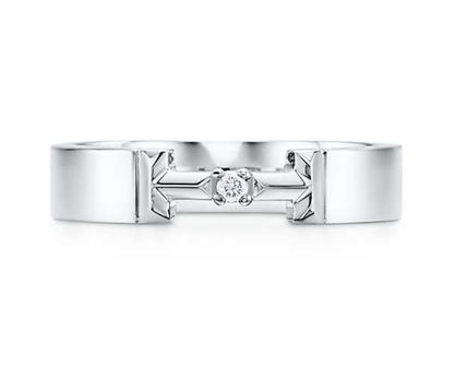 Tiffany & Co 指輪・リング 新作!日本未入荷!【Tiffany&Co.】True Diamond Link Ring(5)