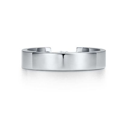 Tiffany & Co 指輪・リング 新作!日本未入荷!【Tiffany&Co.】True Diamond Link Ring(6)