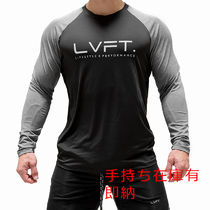 【送料無料】 LIVE FIT. Performance Raglan