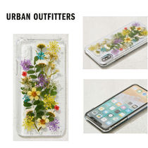 Urban Outfitters★ Flowers iPhone X Case