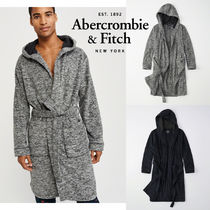 Abercrombie&Fitch*国内発送(追跡有)送関込*フリースローブ