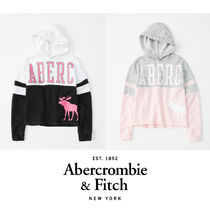 Abercrombie&Fitch*国内発送(追跡有)送関込*ロゴフーディー