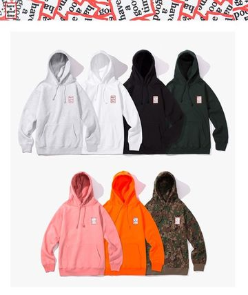 ★HAVE A GOOD TIME★ MINI FRAME PULLOVER SWEAT HOODIE  7色