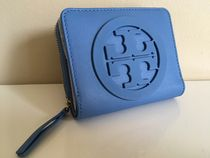 TORY BURCH CHARLIE MINI BI-FOLD  WALLET セール 即発送