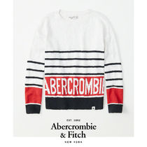 Abercrombie&Fitch*国内発送(追跡有)送関込*コージーセーター