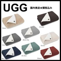 国内発送 UGG もこもこ Classic Sherpa Throw Blanket