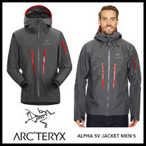 即発送料込 高機能 GORE-TEX Pro Arc'teryx Alpha SV Jacket