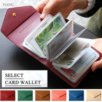 [PLEPIC] Select Card Wallet/カードケース