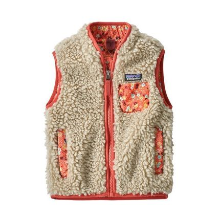 Patagonia Baby Retro-X Fleece Vest